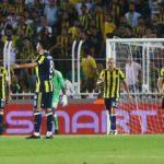 Kadıköy'de hüsran! Yakışmadı Fenerbahçe...