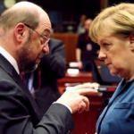 Merkel ve Schulz, televizyonda düello yapacak!