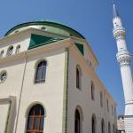 Karacabey'e yeni yapılan cami ibadete açılacak