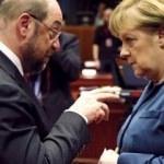 Schulz'dan Merkel'e Erdoğan tepkisi