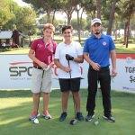 Golf: 2017 TGF Yıldızlar Şampiyonası