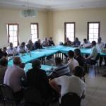 Zara Ziraat Odası Meclisi toplandı