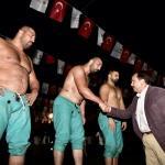 Altın Kemer Geleneksel Karakucak Güreş Festivali