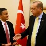 Erdoğan Alibaba'nın kurucusunu kabul etti