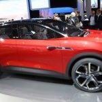 Karşınızda VW'nin elektrikli SUV'u: I.D. Crozz II