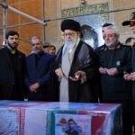 İran'da bugün! Herkes oradaydı