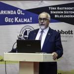 Türk Gastroenteroloji Derneği Başkanı Bor: