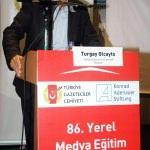 86. Yerel Medya Semineri