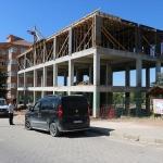 Baskil'de Kültür Merkezi inşaatı devam ediyor