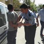 Hırsızlık zanlısı mahalleli tarafından yakalandı