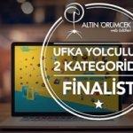 Ufka Yolculuk, iki kategoride finalist