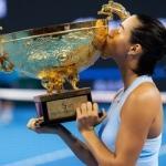 Çin Açık'ta şampiyon Garcia!