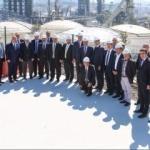EPDK heyeti Star Rafinerisi'ni inceledi