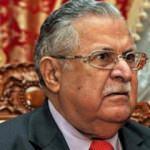Irak hükümetinden 'Talabani' kararı!