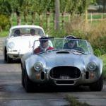 Klasik otomobiller Belçika'da sahneye çıktı