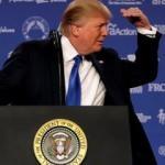Trump, kendi kendini rezil etti