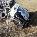 Ardahan'da iki otomobil çarpıştı: 1 ölü