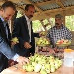 Zara Ziraat Odası Başkanı Şimşek, köy ziyaretleri