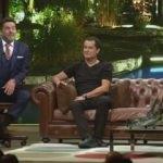 Cenk Tosun, Beyaz Show'a bağlandı