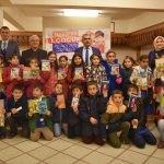 Taşköprü 1. Çocuk Kitapları Günleri başladı