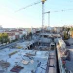 Bağcılar'da yeni belediye binası yükseliyor