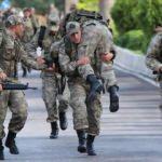 Jandarma komandoların nefes kesen eğitimi
