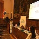 Kilis Diriliş Derneği, Hırvatistan'da mültecilerin sorunlarını anlattı