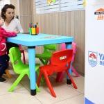 Yalova'da çocuklar için oyun alanı