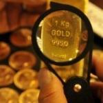 Altının kilogramı 159 bin 576 liraya geriledi