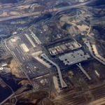 3. Havalimanının son hali uçaktan görüntülendi