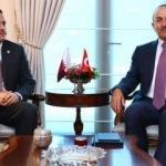 Çavuşoğlu Katarlı mevkidaşıyla telefonda görüştü