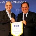 FIFA başkanı açıkladı! 'EURO2024 Türkiye'de...'