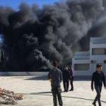 Muğla'da okulun kazanı patladı! Öğrenciler...