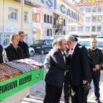 Şehit askerin annesi Zeycan Demir toprağa verildi