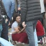 Silopi'de ayağı bariyere sıkışan çocuk yaralandı