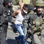 İsrail polisi yine kadın-çocuk dinlemedi