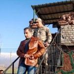 Kaymakam Alibeyoğlu'ndan karakol ziyareti