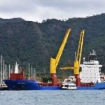Marmaris'teki lüks motoryatlar kargo gemisiyle İtalya'ya gönderildi