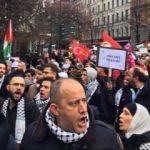 Avrupalı Türkler Kudüs için ayakta!
