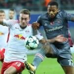 Beşiktaş - Leipzig maçında ölüm!