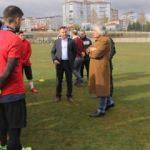 Kemal Kılıç yeni takımıyla imzaladı