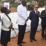 TİKA, Güney Sudan'da 1100 aileye el uzattı