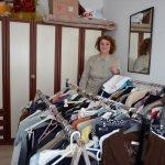 Yardımeli Derneği'nden ihtiyaç sahiplerine kıyafet yardımı