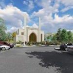 Orgeneral Hulusi Akar memleketine cami yaptırıyor