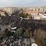Diyarbakır'da HDP'yi kıskandıracak kalabalık