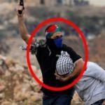 Filistin'de şoke eden manzara! Fotoğrafa dikkat