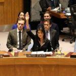 ABD'nin veto kararına Filistin'den ilk tepki