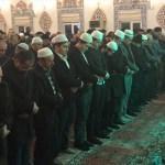 İzmir'de gençler sabah namazında buluştu