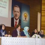 AK Parti Kahramankazan Kadın Kolları 5. Olağan Kongresi