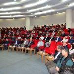 """Kumluca'da """"İslam Dünyası ve Kudüs"""" konulu konferans düzenlendi"""